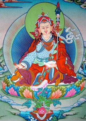 Image result for Guru Rinpoche Padmasambhava