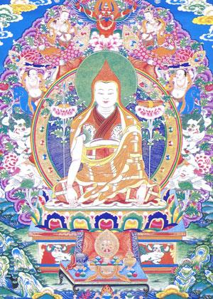 Longchen Rabjam (Longchenpa)   Masters of the Longchen Nyingthik   Lineage   Amnyi Trulchung Rinpoche   Rigdzin